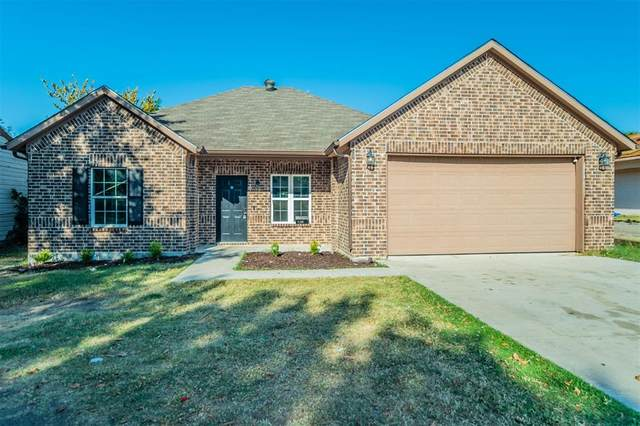 3300 Hatcher Street, Fort Worth, TX 76119 (MLS #14674033) :: All Cities USA Realty