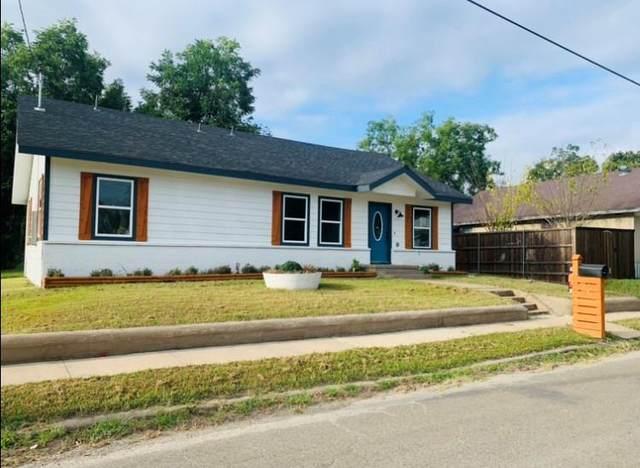 1609 Jones Street, Greenville, TX 75401 (MLS #14674041) :: 1st Choice Realty