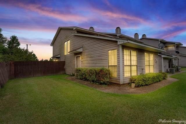 4111 Pines Road #72, Shreveport, LA 71119 (MLS #14674073) :: Premier Properties Group of Keller Williams Realty