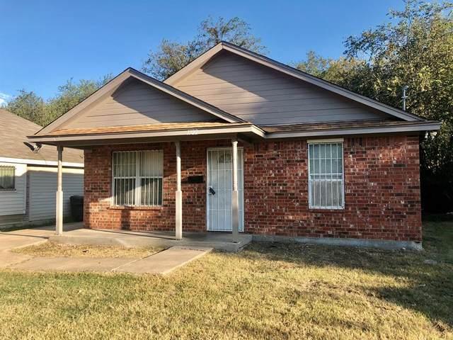 1322 Hudspeth Avenue, Dallas, TX 75216 (MLS #14674078) :: Team Hodnett