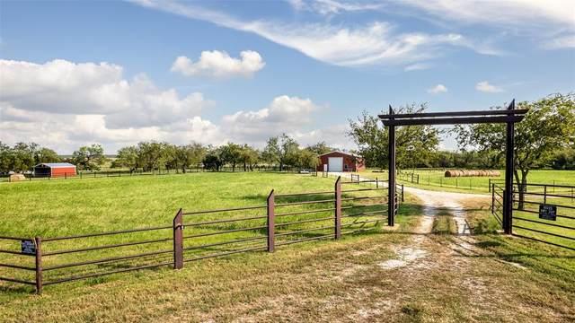 16025 Hwy 337, Graford, TX 76449 (MLS #14674087) :: Real Estate By Design