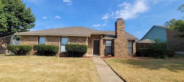 543 Goliad Drive, Allen, TX 75002 (MLS #14674096) :: The Good Home Team