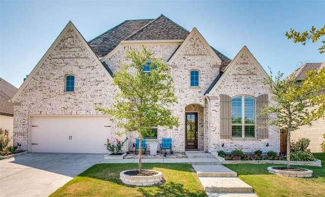 16004 Greenbelt Park Lane, Prosper, TX 75078 (MLS #14674099) :: Real Estate By Design