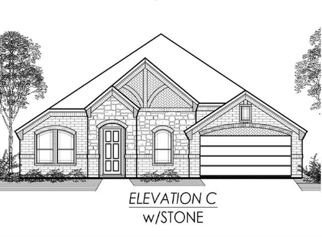 3021 Capital Hill Drive, Burleson, TX 76028 (MLS #14674104) :: Premier Properties Group of Keller Williams Realty