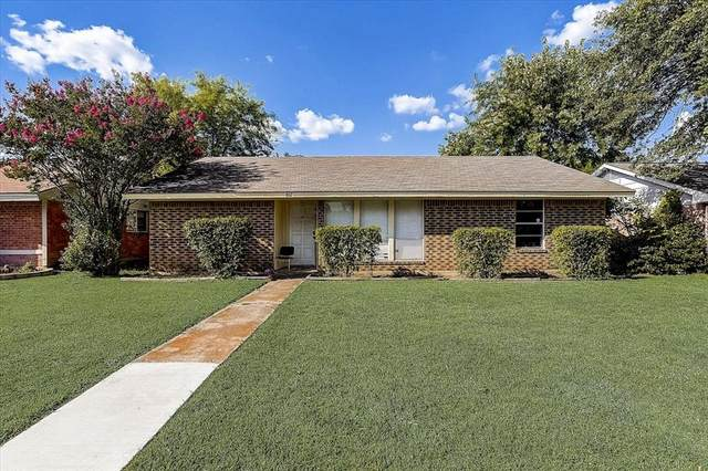 807 Grassy Glen Drive, Allen, TX 75002 (MLS #14674114) :: Real Estate By Design