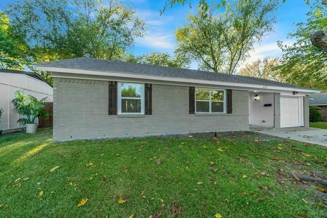 4219 Modlin Street, Mesquite, TX 75150 (MLS #14674126) :: Real Estate By Design