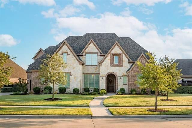 1221 Hibiscus Drive, Keller, TX 76248 (MLS #14674127) :: The Chad Smith Team