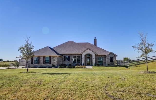 7408 Alpine Meadow Lane, Ponder, TX 76259 (MLS #14674130) :: Craig Properties Group