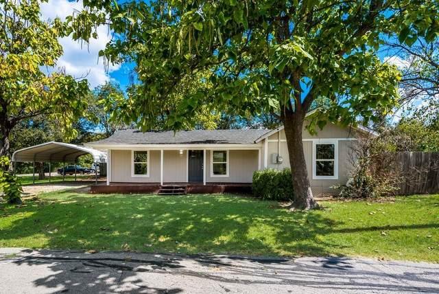 410 N Baker Street, Ferris, TX 75125 (MLS #14674131) :: Premier Properties Group of Keller Williams Realty