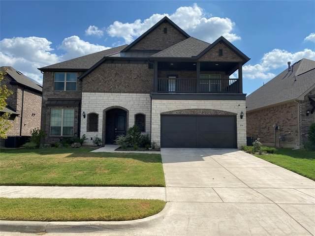 234 Crestview Drive, Midlothian, TX 76065 (MLS #14674132) :: Premier Properties Group of Keller Williams Realty