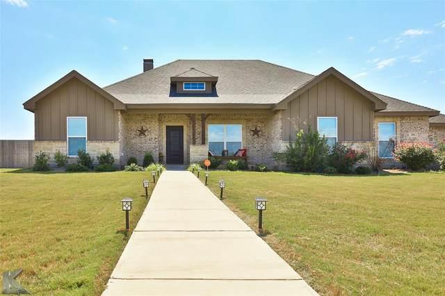 201 El Camino Court, Abilene, TX 79602 (MLS #14674137) :: Real Estate By Design
