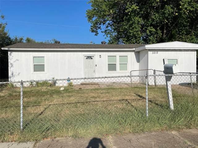 3212 Pate Drive, Fort Worth, TX 76119 (MLS #14674141) :: Team Hodnett