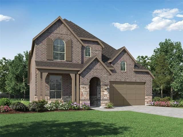 1932 Barnhill Lane, Van Alstyne, TX 75495 (MLS #14674159) :: Real Estate By Design
