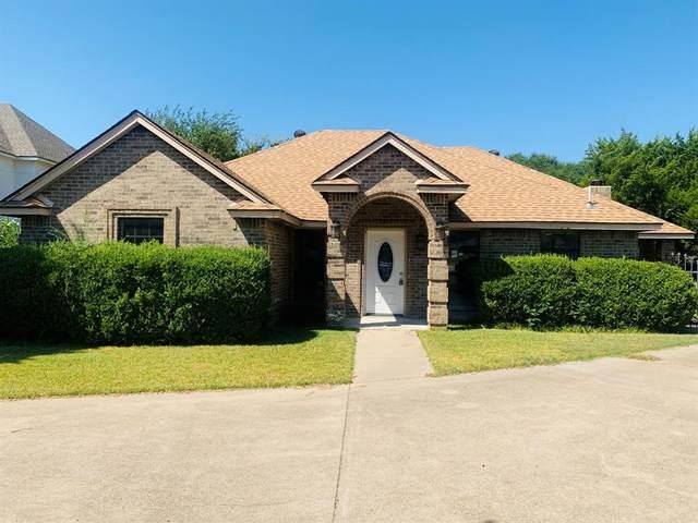 1707 Crescent Lane, Duncanville, TX 75137 (MLS #14674167) :: The Hornburg Real Estate Group