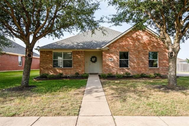 709 Reindeer Drive, Midlothian, TX 76065 (MLS #14674175) :: The Good Home Team