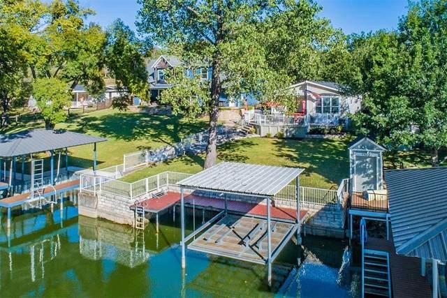 1105 E Lake Drive, Weatherford, TX 76087 (MLS #14674214) :: Texas Lifestyles Group at Keller Williams Realty