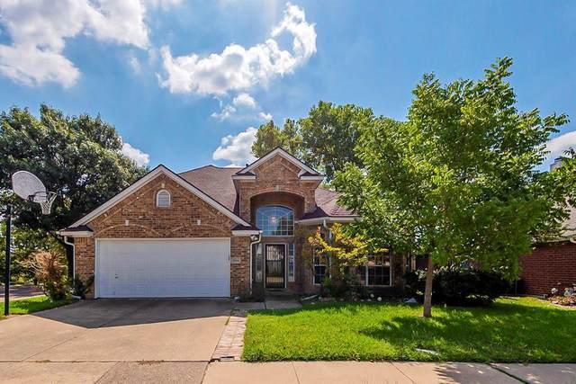 3104 Waterside Drive, Arlington, TX 76012 (MLS #14674228) :: Team Hodnett