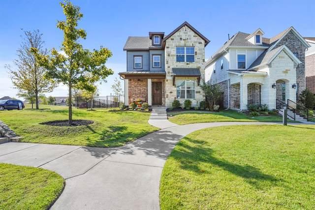 1820 Roundtree Circle W, Aledo, TX 76008 (MLS #14674232) :: Craig Properties Group