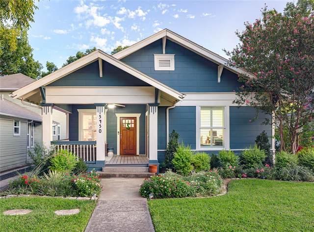 5450 Willis Avenue, Dallas, TX 75206 (MLS #14674240) :: Real Estate By Design