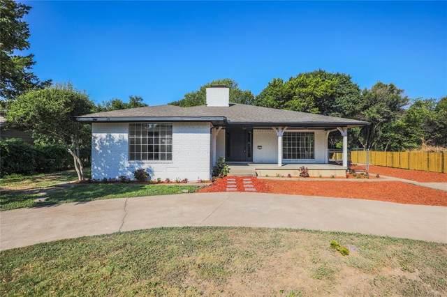 923 Georgeland Drive, Duncanville, TX 75116 (MLS #14674241) :: Real Estate By Design