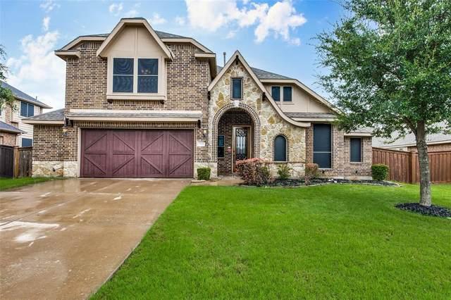 7216 Portillo, Grand Prairie, TX 75054 (MLS #14674245) :: Premier Properties Group of Keller Williams Realty