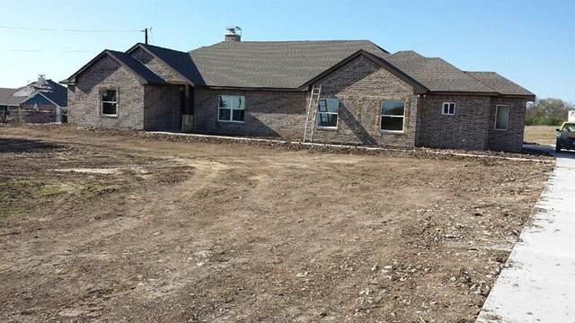 3007 Sutton Court, Weatherford, TX 76085 (MLS #14674252) :: Team Hodnett