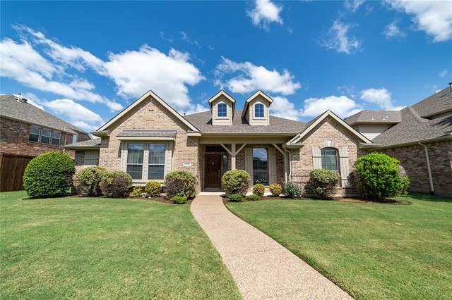 11774 Forestbrook Drive, Frisco, TX 75035 (MLS #14674277) :: The Heyl Group at Keller Williams