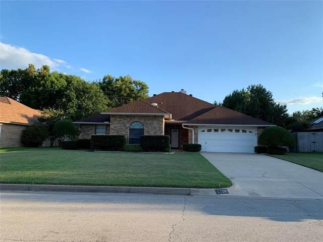 1308 Concho Drive, Benbrook, TX 76126 (MLS #14674281) :: Craig Properties Group