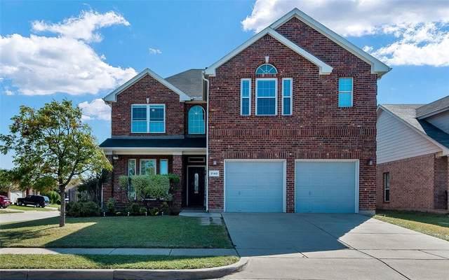 2140 Leandra Lane, Fort Worth, TX 76131 (MLS #14674294) :: 1st Choice Realty