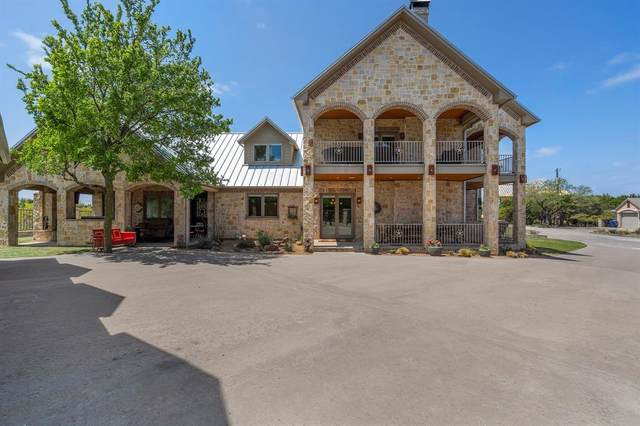 60 Green Briar Court, Graford, TX 76449 (MLS #14674306) :: Lisa Birdsong Group | Compass