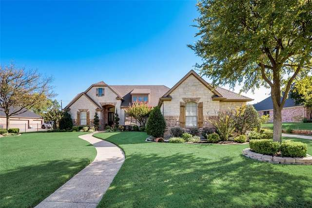 548 Unbridled Lane, Keller, TX 76248 (MLS #14674320) :: The Chad Smith Team