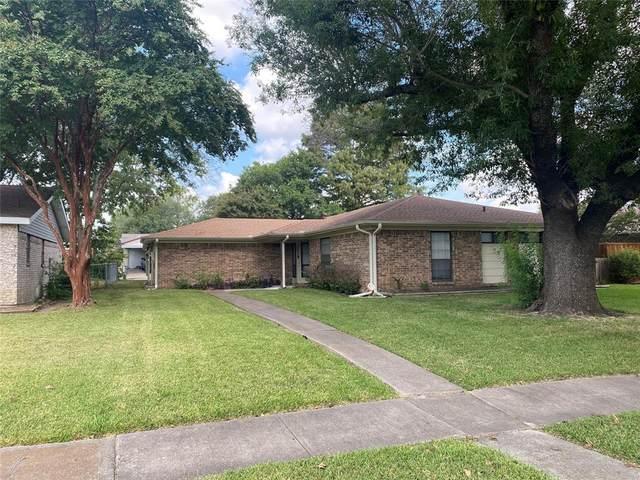 3327 Kensington Drive, Mesquite, TX 75150 (MLS #14674325) :: Team Hodnett