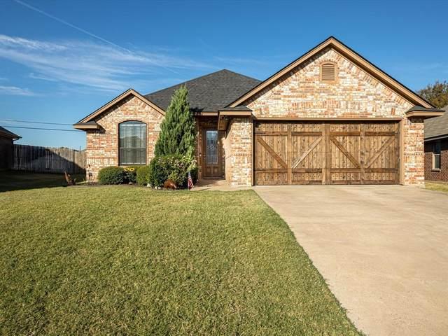 1421 Lauren Lane, Granbury, TX 76048 (MLS #14674337) :: The Tierny Jordan Network
