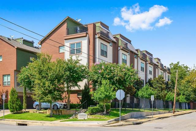 5875 Ross Avenue #9, Dallas, TX 75206 (MLS #14674341) :: All Cities USA Realty