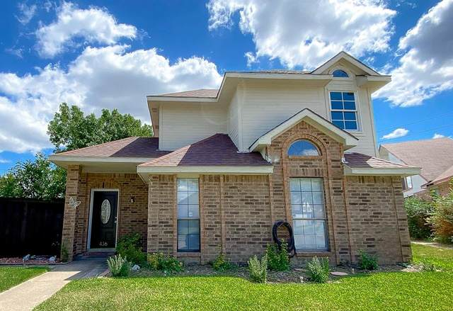 436 Crooked Lane, Mesquite, TX 75149 (MLS #14674347) :: Real Estate By Design
