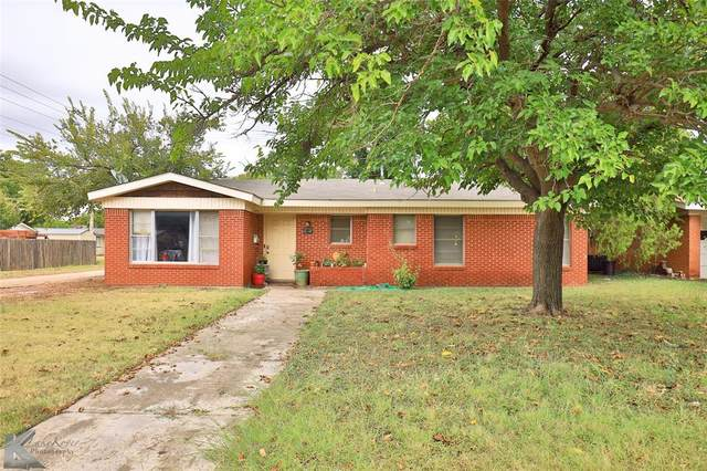 2041 S Willis Street, Abilene, TX 79605 (MLS #14674359) :: Trinity Premier Properties