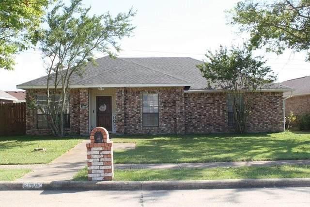 2108 Silversprings Drive, Mesquite, TX 75181 (MLS #14674361) :: Real Estate By Design