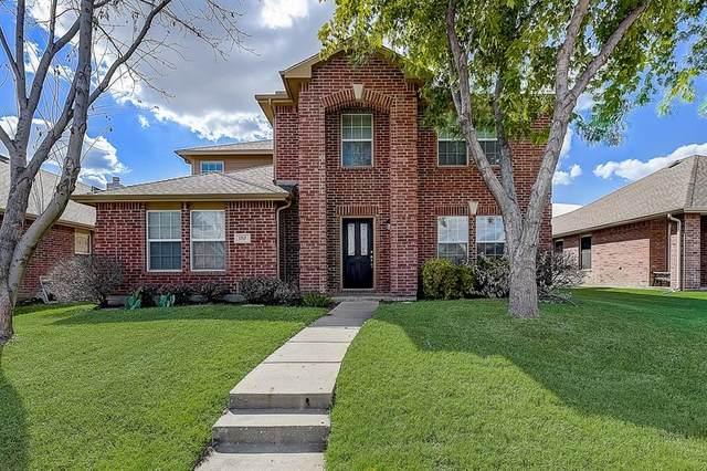 1717 Shawnee Trail, Allen, TX 75002 (MLS #14674362) :: Real Estate By Design