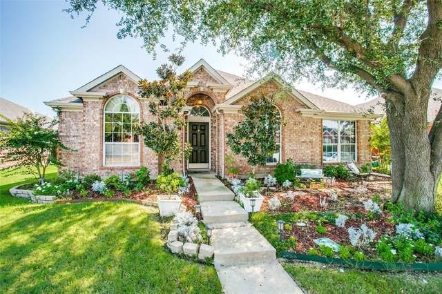 1265 Bedford Lane, Lewisville, TX 75077 (MLS #14674368) :: Crawford and Company, Realtors