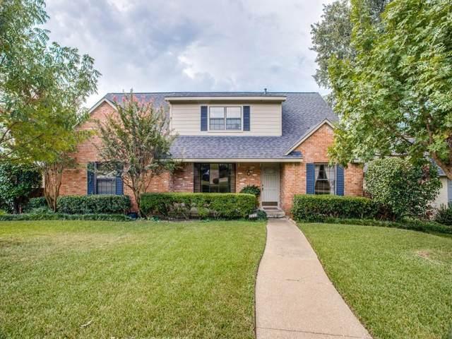 6834 Kenwhite Drive, Dallas, TX 75231 (MLS #14674370) :: VIVO Realty