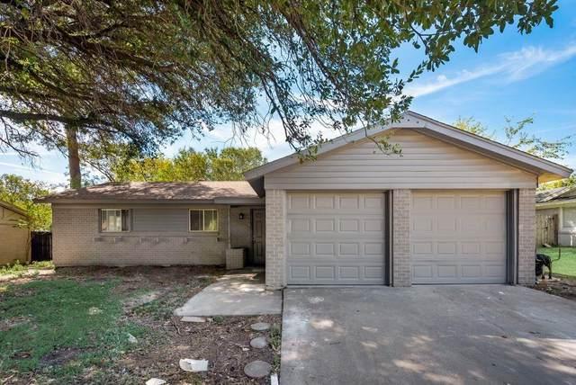 7904 Standley Street, North Richland Hills, TX 76180 (MLS #14674374) :: Craig Properties Group