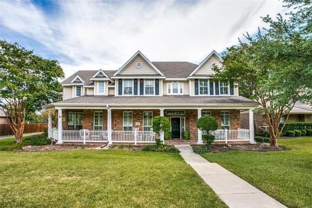 1624 Lost Lake Drive, Keller, TX 76248 (MLS #14674376) :: Trinity Premier Properties