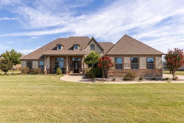 1243 E Secretariat Drive, Terrell, TX 75160 (MLS #14674389) :: The Hornburg Real Estate Group