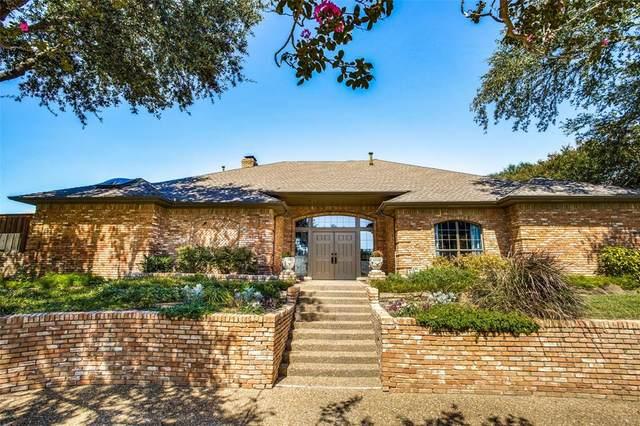 5709 Deseret Trail, Dallas, TX 75252 (MLS #14674390) :: The Good Home Team