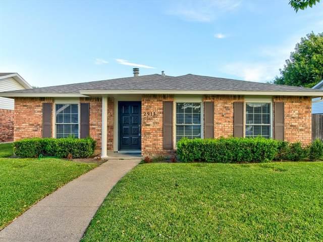 2913 Cotton Gum, Garland, TX 75044 (MLS #14674410) :: Texas Lifestyles Group at Keller Williams Realty