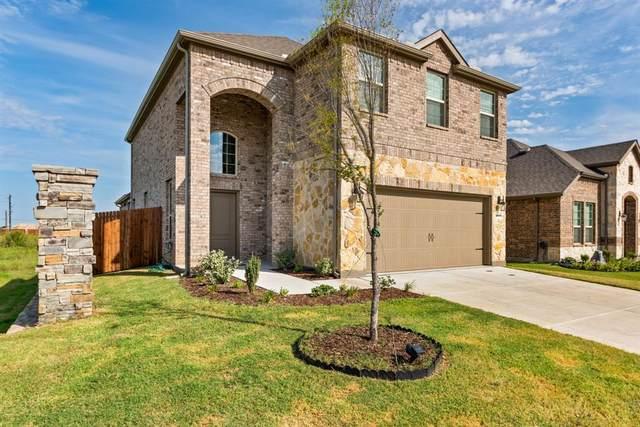3308 Blacksmith Road, Aubrey, TX 76227 (MLS #14674422) :: Real Estate By Design