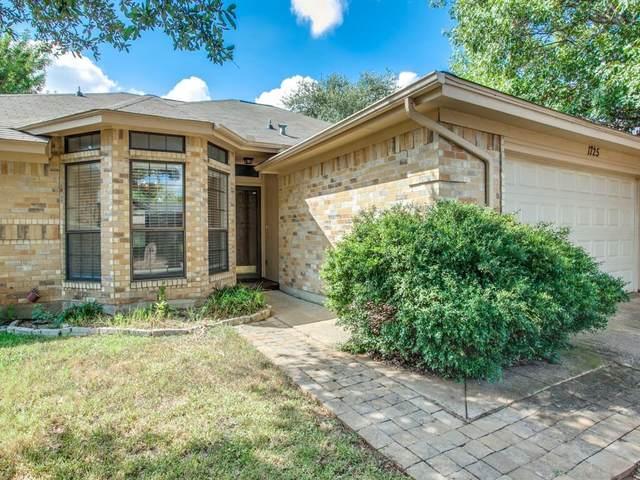 1725 Dorchester Street, Fort Worth, TX 76134 (MLS #14674474) :: Real Estate By Design