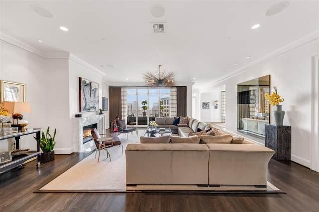 2525 N Pearl Street #1702, Dallas, TX 75201 (MLS #14674488) :: Trinity Premier Properties