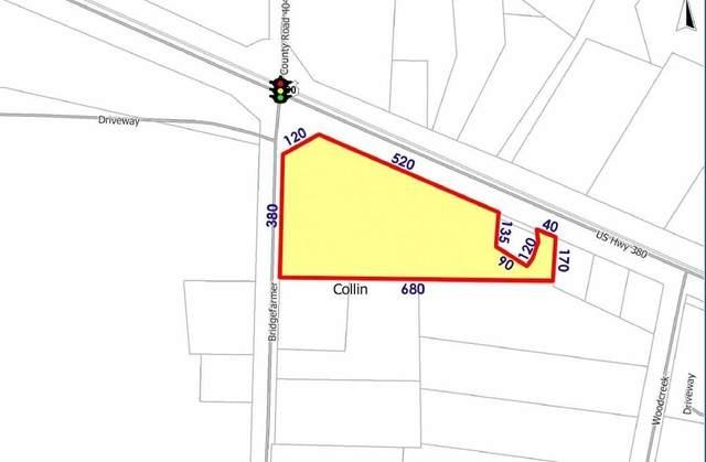 4224 Us Hwy 380 Lot 1, Lowry Crossing, TX 75069 (MLS #14674494) :: VIVO Realty