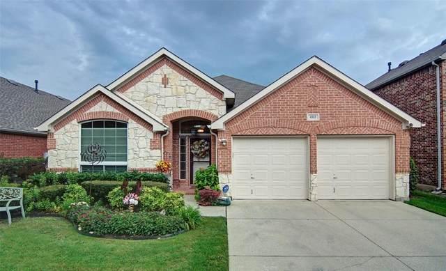 4517 Marguerite Lane, Fort Worth, TX 76123 (MLS #14674496) :: The Heyl Group at Keller Williams